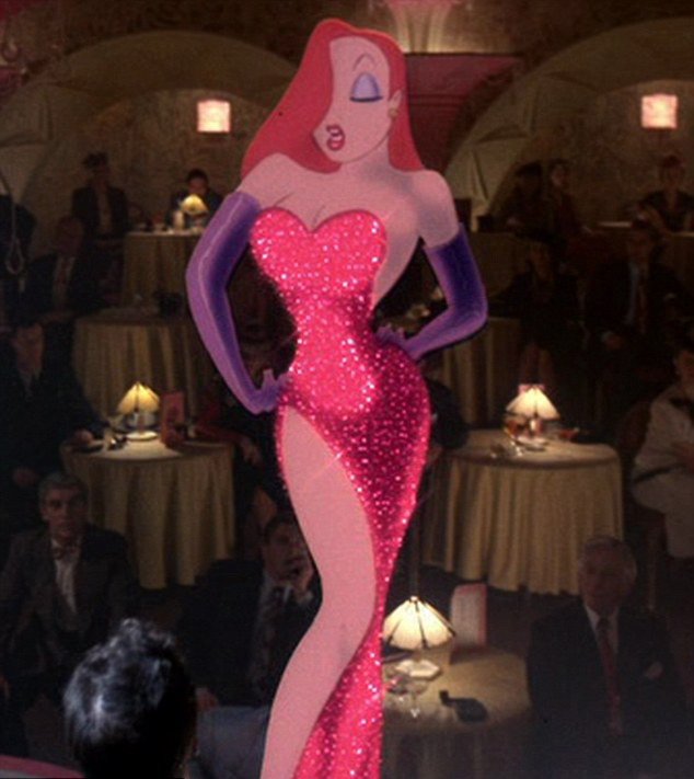 jessica rabbit nude