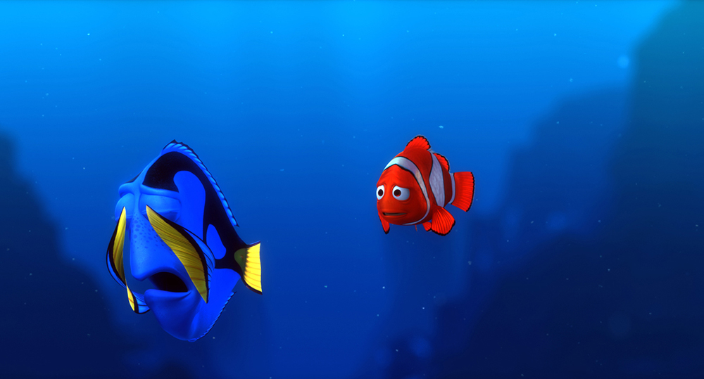 they just released the finding dory theme song and it will break