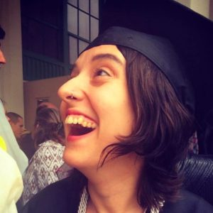 I was overcome with anxiety on my graduation day