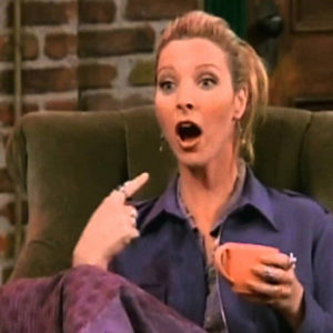 """16 reasons Phoebe Buffay was the best character on """"Friends"""""""