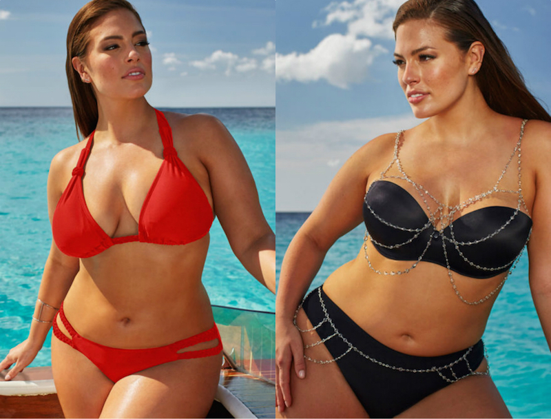 6a438e5423f Ashley Graham just put out a stunning swimsuit line - HelloGiggles