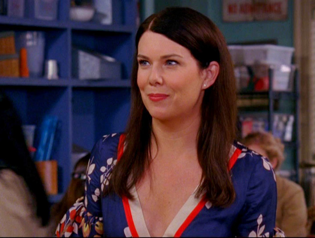 """Lauren Graham is releasing a book of """"Gilmore Girls"""" essays and we couldn't be more excited"""