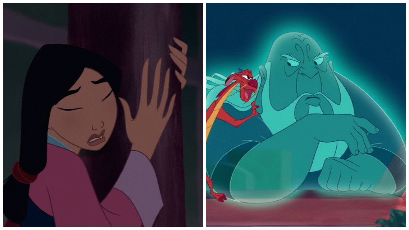 Things You Never Noticed About The Disney Classic Mulan - 14 hidden things movies youve never noticed