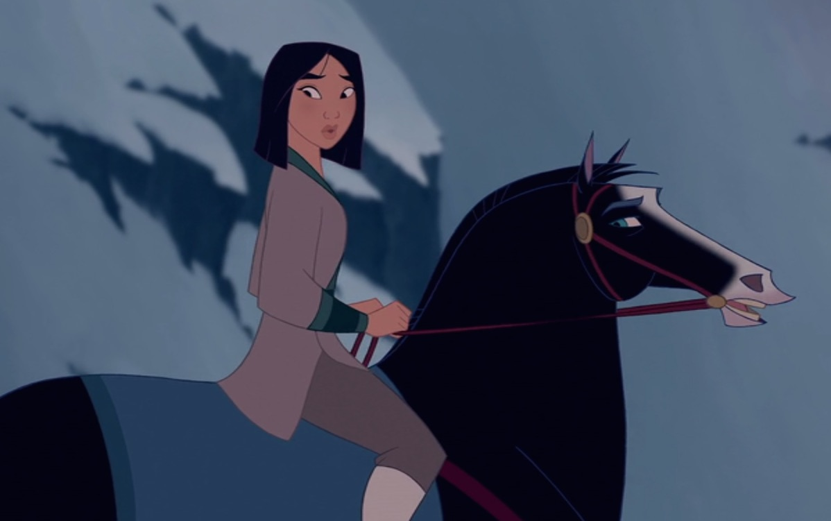 Uncategorized Horse From Mulan 16 things you never noticed about the disney classic