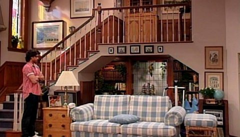 The Inside Of The Real Quot Full House Quot House Is So Luxurious