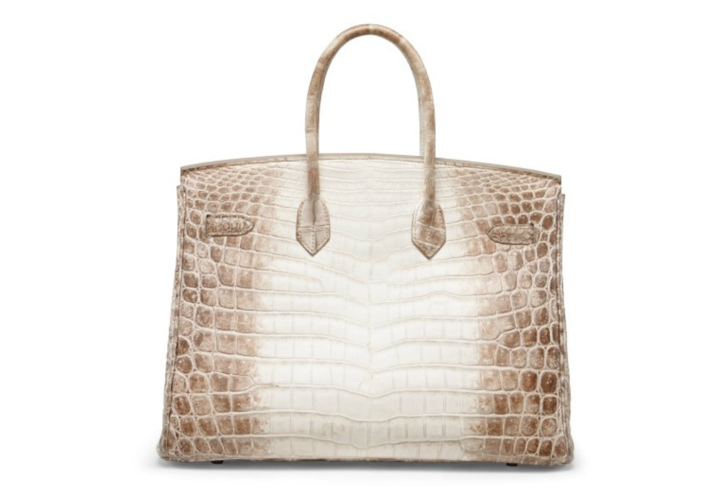 a726b09ccd Christie s. This bag breaks a previous record for world s most expensive  handbag ever sold ...