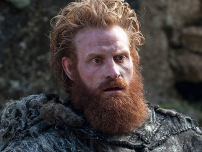 "This is what Tormund from ""Game of Thrones"" looks like ..."