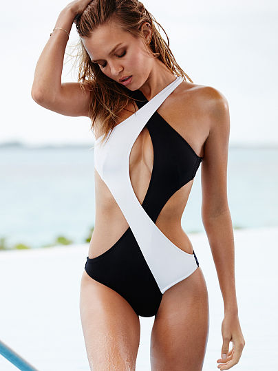 31eebc611f 11 one-piece swimsuits that will give you the coolest tan lines ...