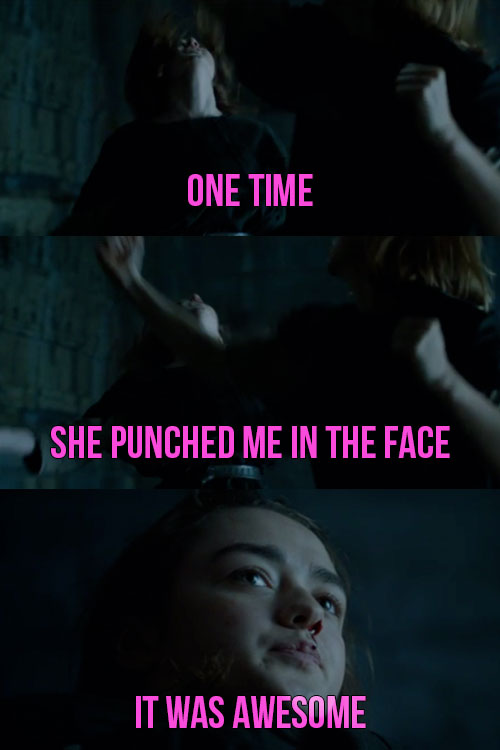 """This """"Game of Thrones"""" / """"Mean Girls"""" mashup works so well"""