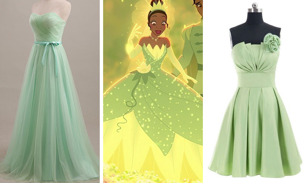Princesses dresses pictures