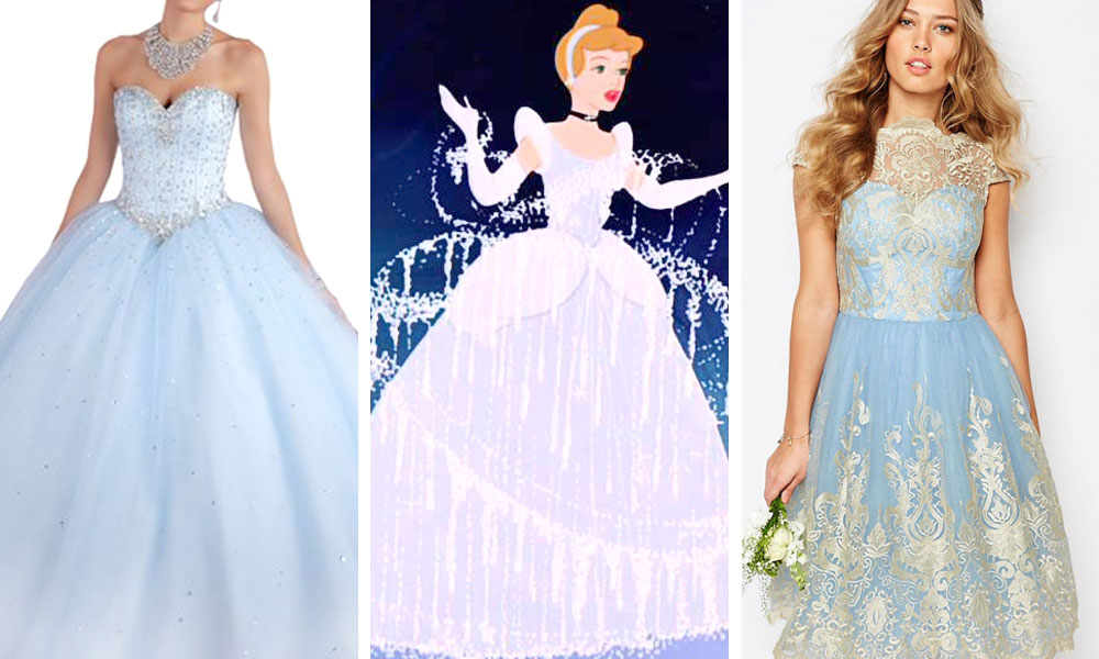 22 gorgeous and affordable prom dresses inspired by Disney ...