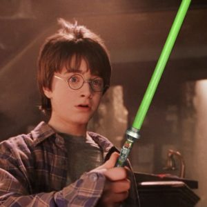 "Daniel Radcliffe wants to be in ""Star Wars,"" so quick, someone get him a lightsaber"