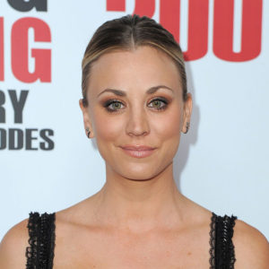 """""""Big Bang Theory's"""" Kaley Cuoco kisses the two loves of her life in latest Instagram"""