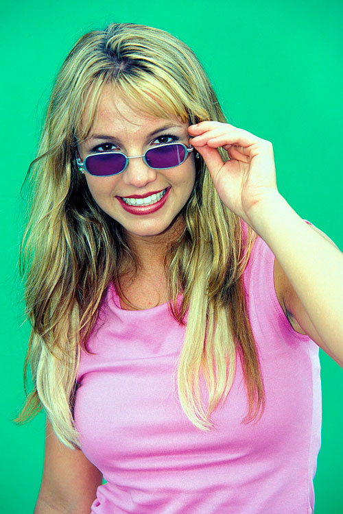 britney spears sunglasses 90s