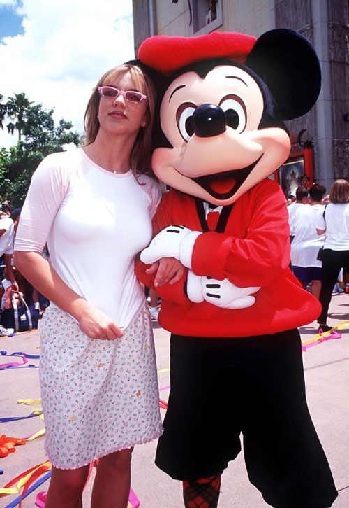 britney spears disney 90s