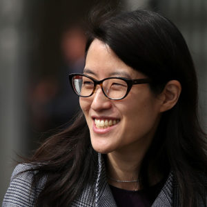 """Ellen Pao is writing a memoir about the tech industry's """"toxic culture"""""""