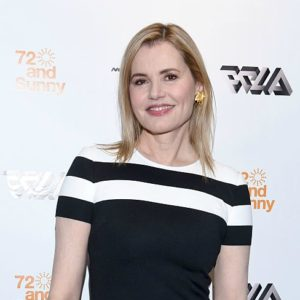 We absolutely can't wait to see Geena Davis' documentary about gender disparity in Hollywood