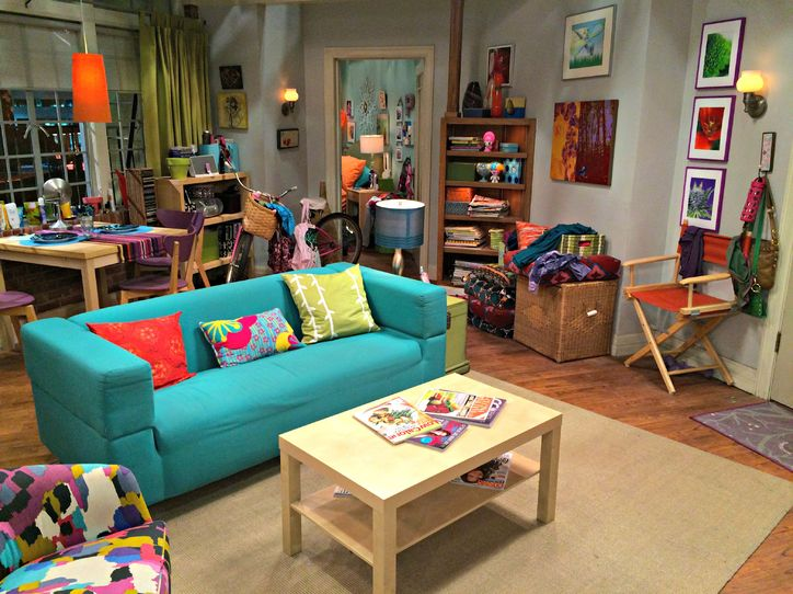 This Is How Much Penny S Apartment On The Bang Theory Would Actually Cost