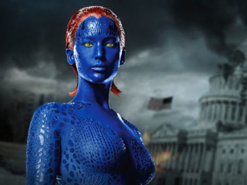 Here S Why Jennifer Lawrence S Mystique Is Scaring Medical