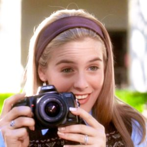 Alicia Silverstone posted the best '90s #tbt flashback with this gorgeous celeb