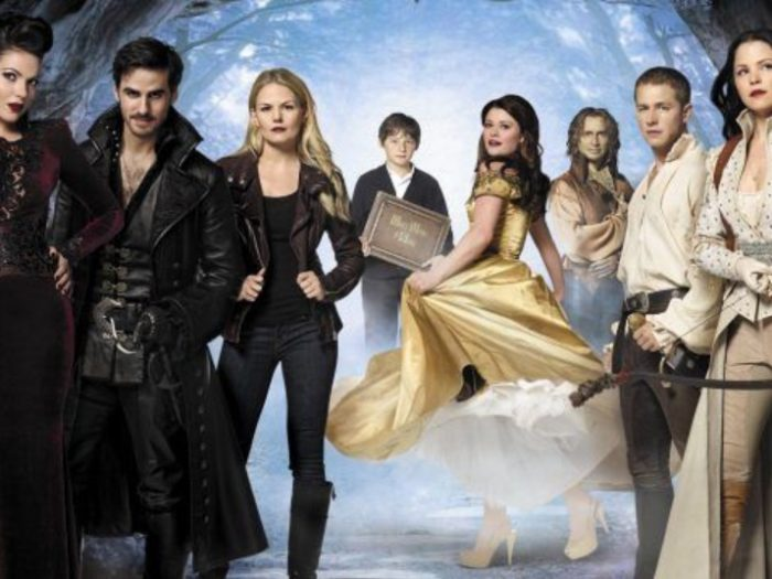 The Quot Once Upon A Time Quot Cast Is Having A Blast On Summer