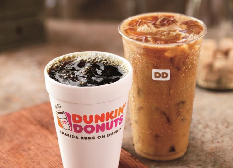Coffee and donuts dating app
