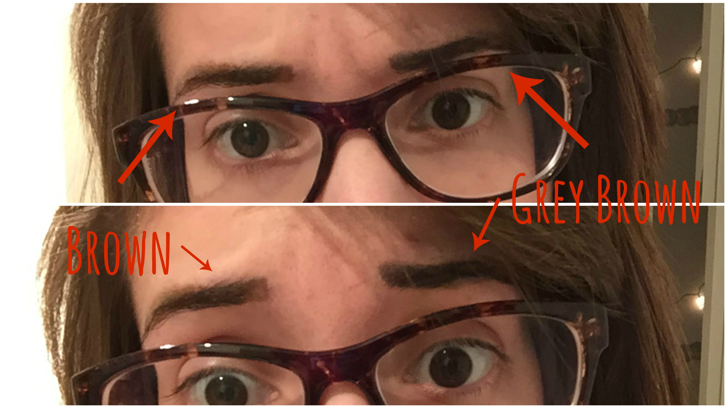 I tried korean peel off eyebrow tint and my life has been changed the results solutioingenieria Gallery