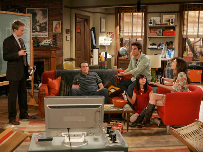 Here S How Much The Apartment On How I Met Your Mother