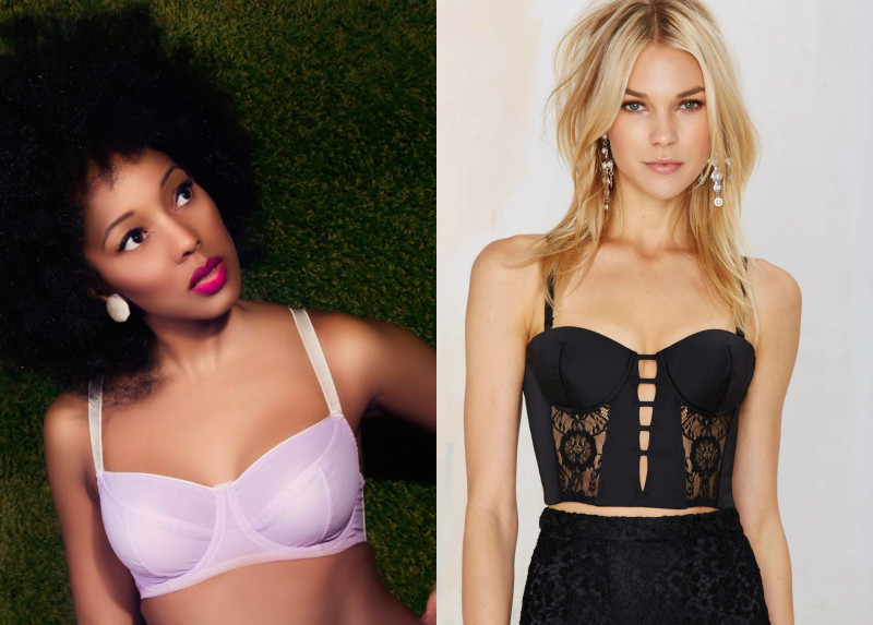 ff58dd2d6de 10 stylish ways to wear your bra on the outside - HelloGiggles