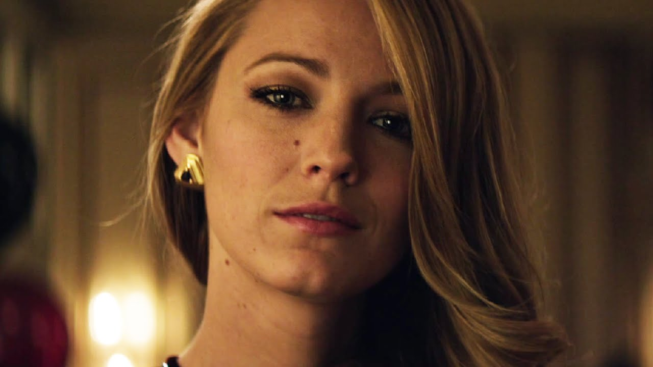 blake lively used a visible bra and a nostalgic '90s song lyric to