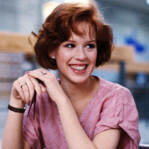 Molly Ringwald says there was a HUGE downside to being everyone's teenage crush