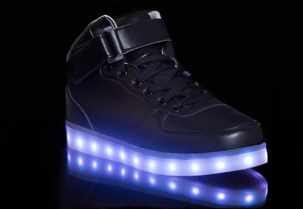 10 Light Up Sneakers That Are Keeping Our Childhood Dreams