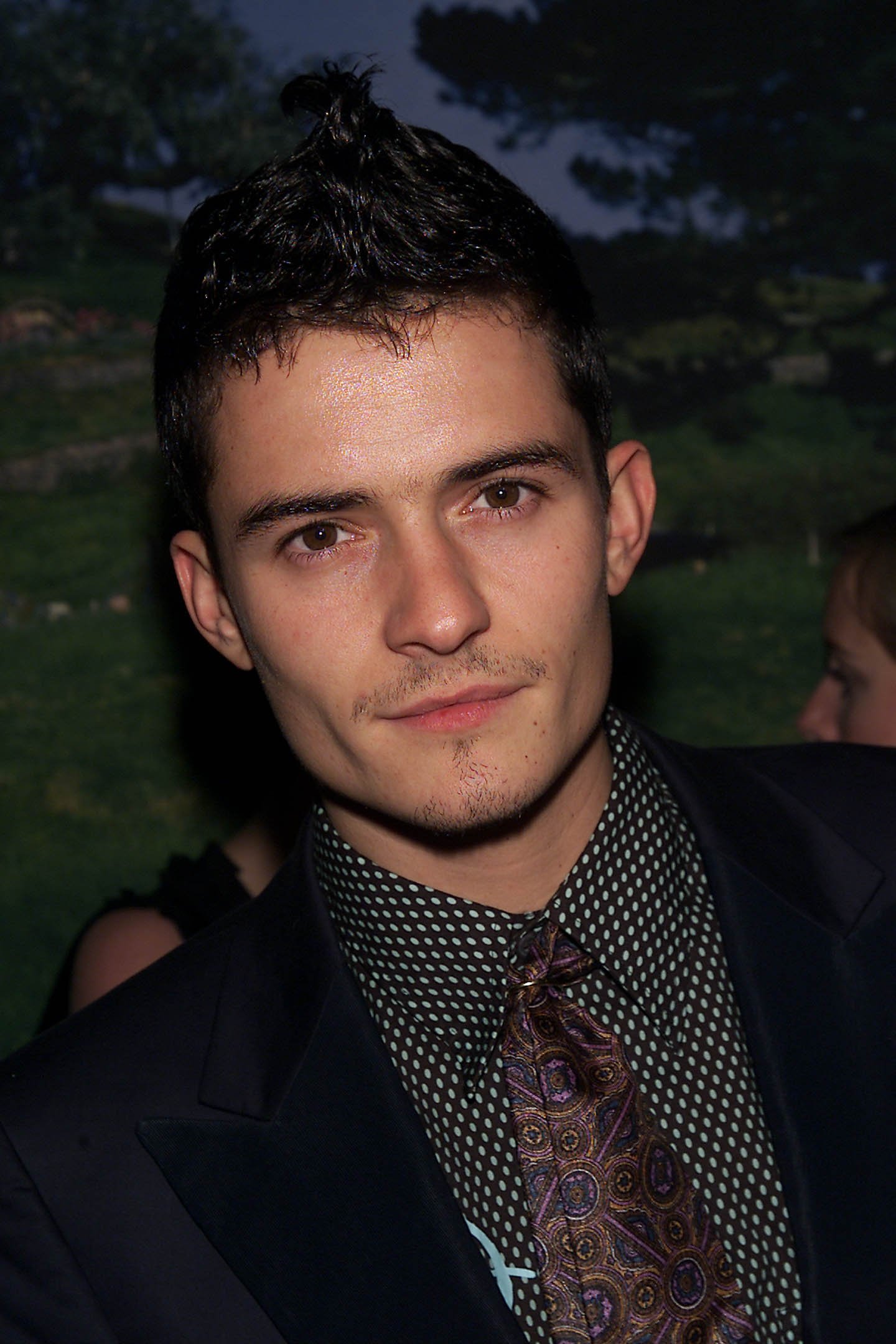 In Case You Forgot Orlando Bloom Was Big Into Checkered