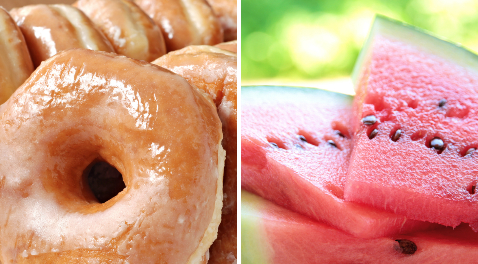 Krispy Kreme created a watermelon donut and it's the most insane thing we've ever seen