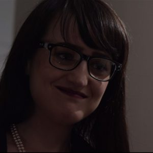 """Mara Wilson just made a return to acting in this gender-swapped """"American Psycho"""" clip"""