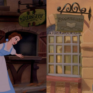 """12 things you definitely never noticed in """"Beauty & the Beast"""""""