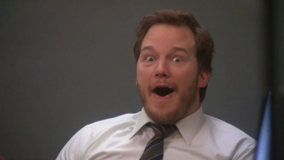andy dwyer dating rule