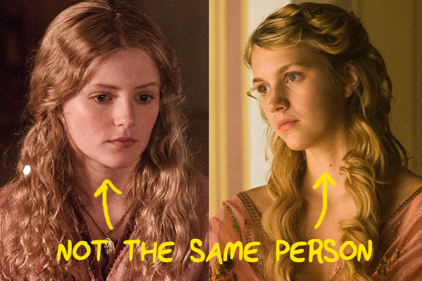 This Is What The Original Myrcella From Game Of Thrones