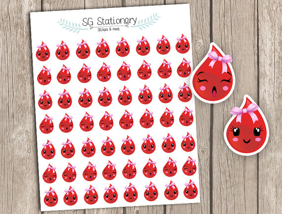 14 adorable stickers to make planning your life so much easier