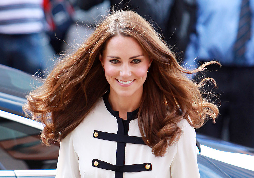 The secret to Kate Middleton's perfect hair costs less than $11