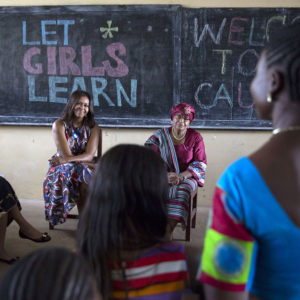 Day two: How the girls in Liberia fight against all odds to get an education