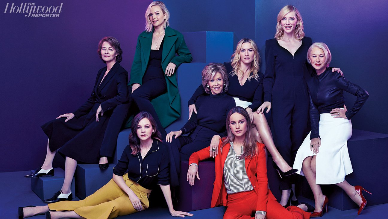 Which actress was just named the most powerful in Hollywood?