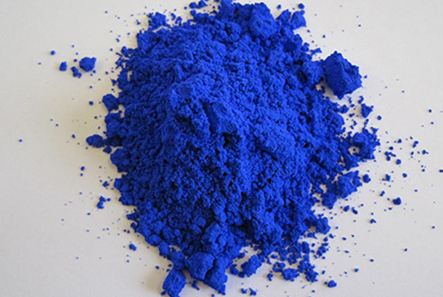 Scientists discovered a new shade of blue and it's totally gorgeous