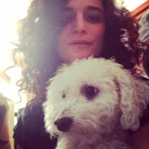 Jenny Slate tells the story of how she met her dog and it's unbearably cute
