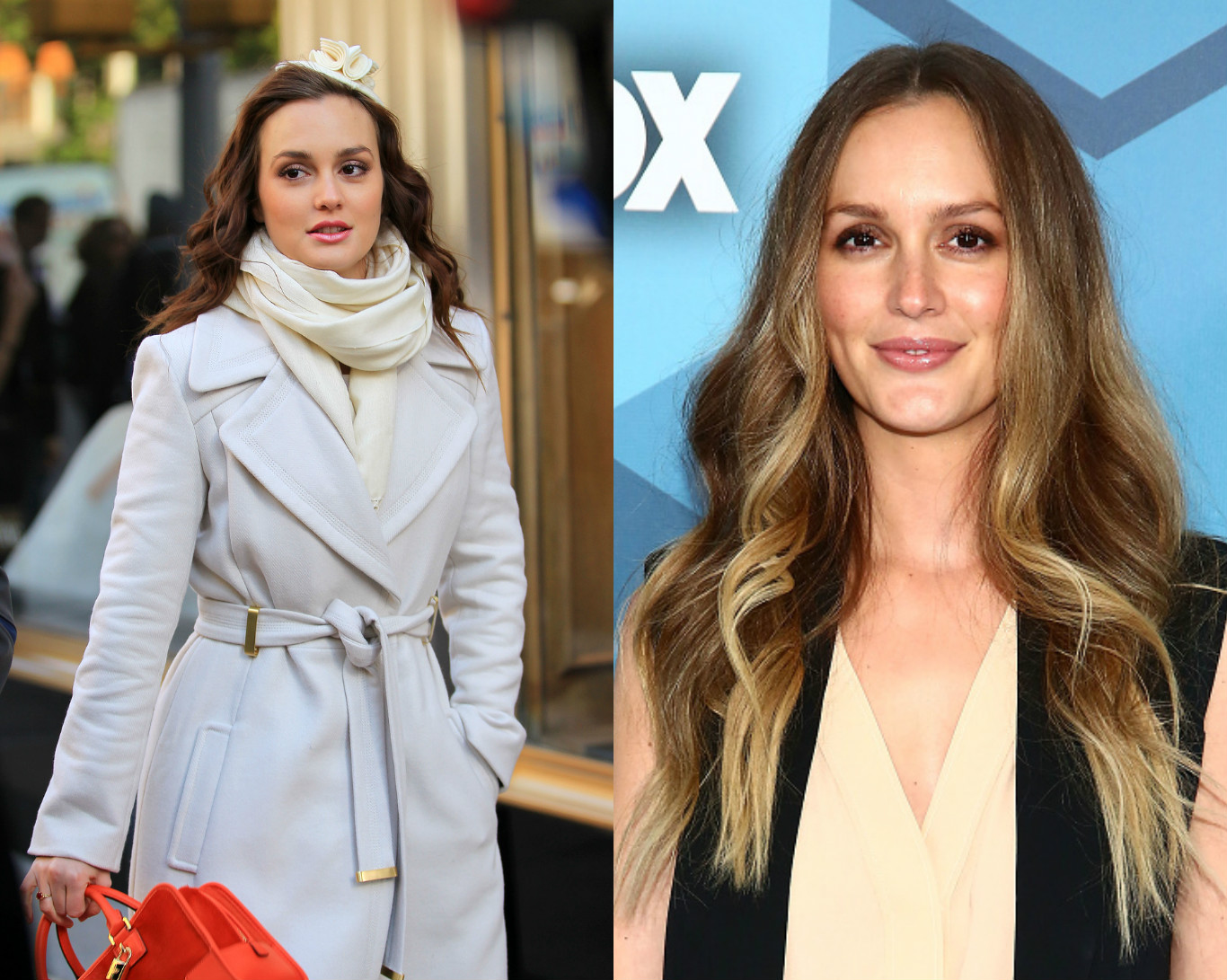 "You need to see what the cast of ""Gossip Girl"" looks like ..."