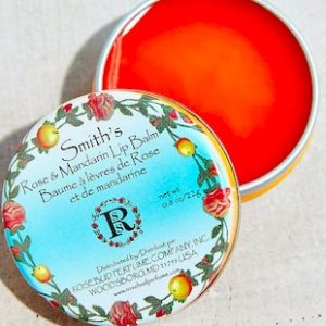 Things we want: Old-timey lip balms in new-timey flavors