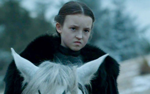17 brutally hilarious jokes only lyanna mormont fans will