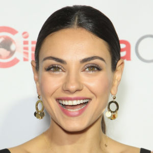 There's a reason why Mila Kunis went makeup-free for Glamour's latest issue