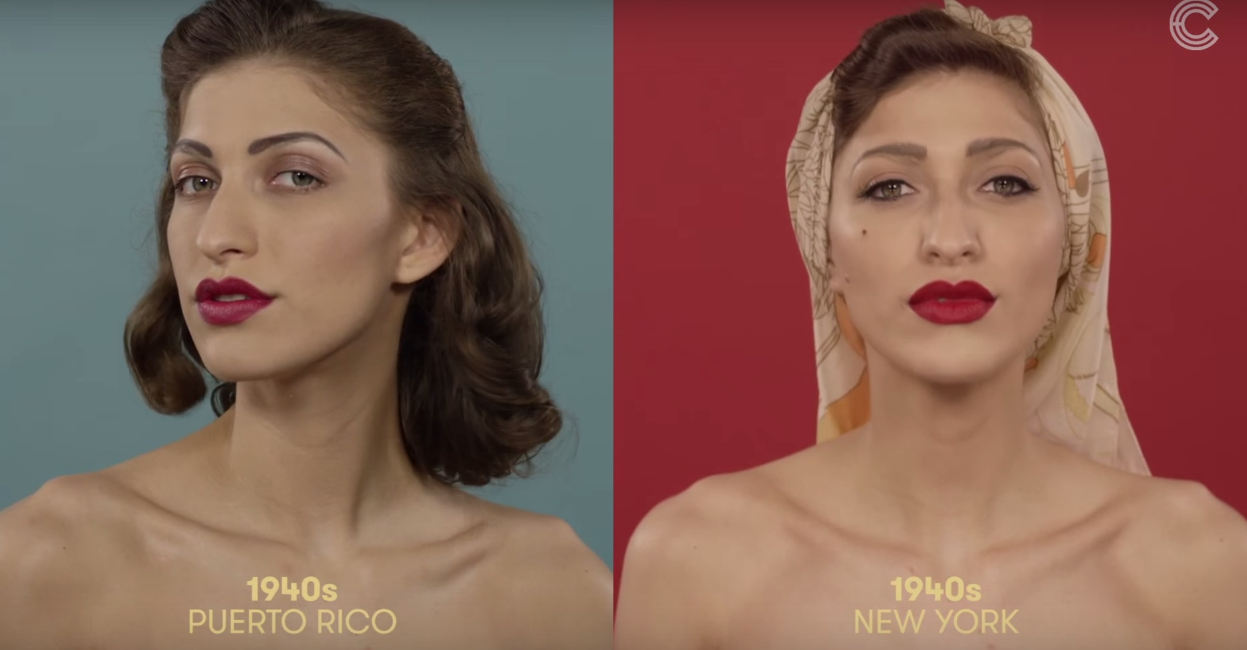Were Very Into The 100 Years Of Puerto Rican Beauty Video
