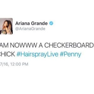 """Ariana Grande is the newest to join the """"Hairspray Live!"""" cast, and we are SO excited"""